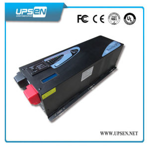 Pure Sine Wave Inverter Charger with Remote Control Panel pictures & photos
