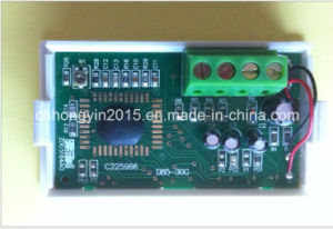 D85-30 LCD DC Voltage Panel Meter pictures & photos