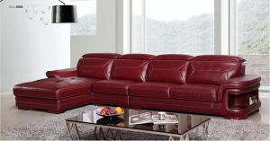 2016 Popular Furniture Modern Living Room Leather Sofa A8965 pictures & photos
