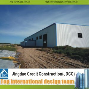 Low Cost Prefabricated Light Steel Structure Buildings pictures & photos