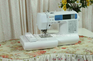 Domestic Sewing and Embroidery Machine for Small Shop and DIY (ES950N)