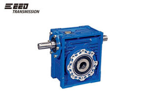 Nrv Series Worm Speed Reducer with E Shaft pictures & photos