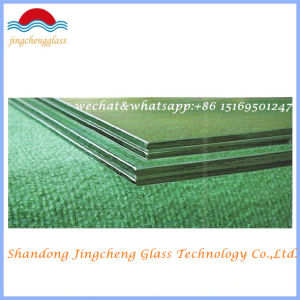 Clear Laminated Glass with Factory Price pictures & photos