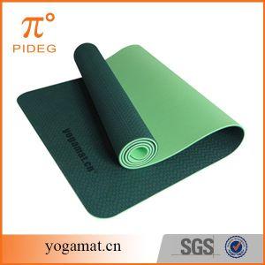 Yoga Mat TPE pictures & photos