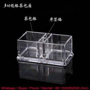 Eco-Friendly Acrylic Tea Bag Box pictures & photos