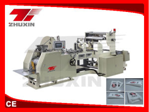 High Speed Food Paper Bag Making Machine pictures & photos