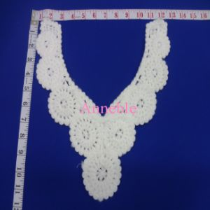 Fashion 100% Woolen Lace Collar