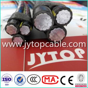 Aerial Twisted Aluminum ABC Cable for Overhead Line pictures & photos