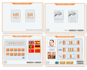 Latest Dual Wavelength Diode Laser Skin Care pictures & photos