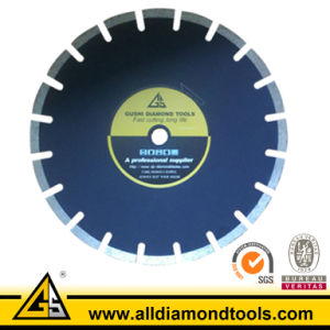 U Slot Diamond Cutting Saw Blade for Asphalt (cutting tools) pictures & photos