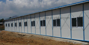 Economic Prefabricated Cabin-Single Floor Building pictures & photos
