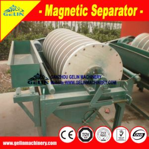 Hot Selling Wet Drum Magnetic Separator for Ilmenite Concentrate pictures & photos