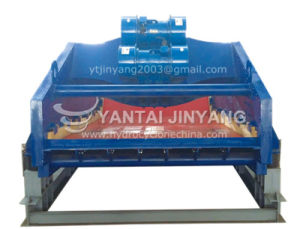 Sieving Machine Dewatering Vibrating Screen with Capacity 5-80tph