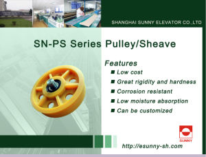 Elevator Wheels (SN-PS Series) pictures & photos