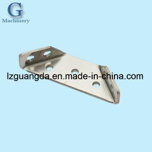 Galvanized Steel Angle Bracket, Sheet Metal Stamping Corner Bracket pictures & photos
