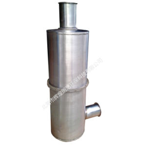 Diesel Engine Catalytic Muffler for Truck (Euro V emission standards) pictures & photos