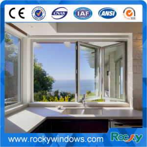 Cheap Price Aluminum Folding Window and Door with Shutter pictures & photos