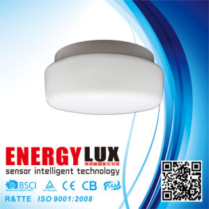 Es-Ml05 PMMA LED 12W Ceiling Lamp Microwave Motion Sensor pictures & photos