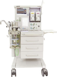Adult/Pediatric/Neonate Anesthesia Machine pictures & photos