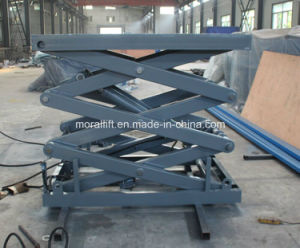 Top Quality Scissor Freight Lift Mezzanine Lift pictures & photos