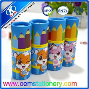 8.8*0...72cm 12 PCS Wooden Color Pencil Set