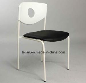 Public Plastic Stack News Chair Restaurant Dining Chair pictures & photos