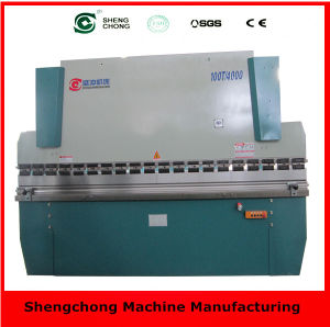 China Supplier Hydraulic Press Brake with CE & ISO