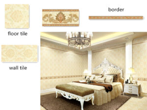 Kitchen and Bathroom Ceramic Wall Tiles and Border Ly65601 pictures & photos
