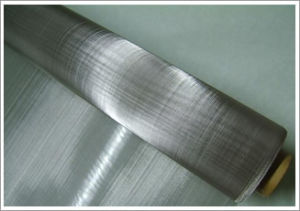 Stainless Steel Wire Mesh Filter Cloth for Screen Changer pictures & photos