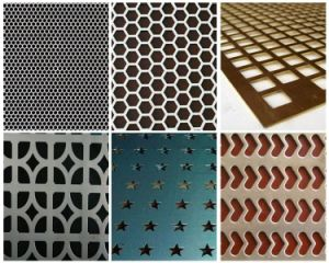 Perforated Mesh Sheet /Perforted Mesh pictures & photos