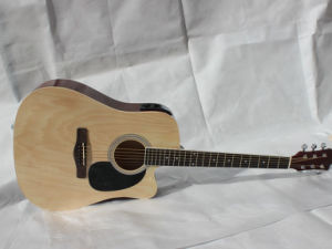 """41"""" Cutaway All Linden Polywood Acoustic Guitar pictures & photos"""
