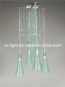 Light Green Color Glass/Crystal Ceiling Light/Pendant Light (CTC002)