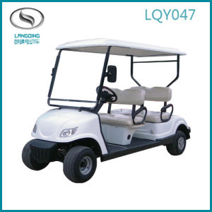 Electric Club Golf Buggy 4 Seats (LQY047)