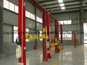 Captain Gantry 2 Post Car Lift with High Quality pictures & photos