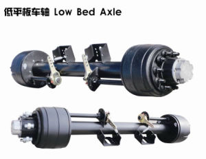 Trailer Axle Low Bed Axle pictures & photos