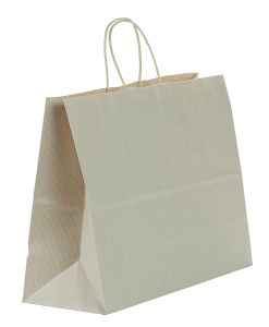 Brown Kraft Paper Shopping Bag Clothes Shopping Bag Customized Design Shopping Bag pictures & photos