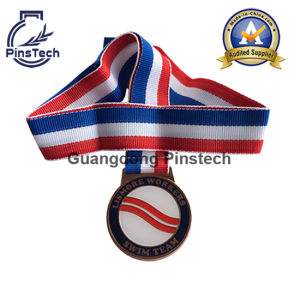 Sports Medal with Clear Epoxy Coating pictures & photos