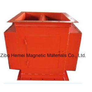 Vertical Permanent Magnetic Separator for Chemical/Coal pictures & photos