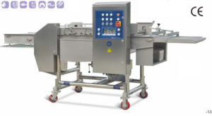 Tempura Battering Machine (dipper) Njj600-V pictures & photos