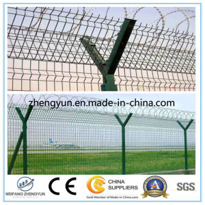SGS Certificated Factory Supply Anti-Climb Welded Security Airport Fence pictures & photos
