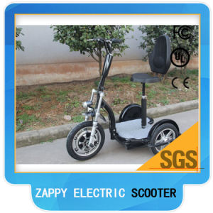 Electric 3 Wheel Scooter for Adult pictures & photos