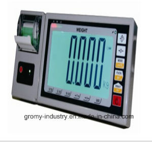 Digital Weight Indicator with Big LED Screen with Printing Function pictures & photos