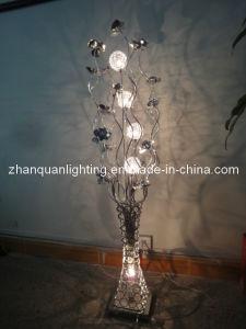 Aluminum Floor Lamp (F51 8220)