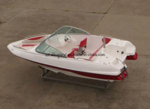China Aqualand 17feet 5.2m Fiberglass Sports Boat/Speed Bowrider (170) pictures & photos