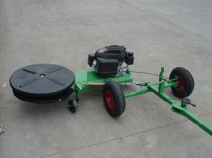 Disc Mower Model D600 (600mm working width, with self engine and manual starter) pictures & photos