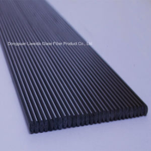 High Strength Carbon Fiber Rod/Bar, Carbon Pultruded Rod with Insulation pictures & photos