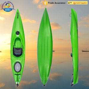 Lightweight Whitewater Kayak, Sea Kayak with Rudder (DH-GK12)