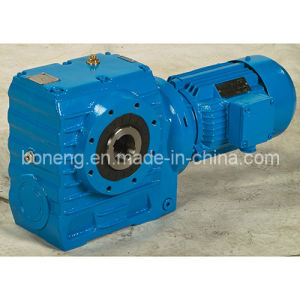 Helical-Spiral Bevel Gearbox pictures & photos