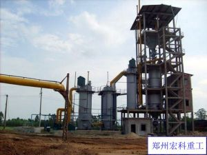 200m2 Per Day Shale Rotary Kiln/Clay Ceramsite Production Line pictures & photos