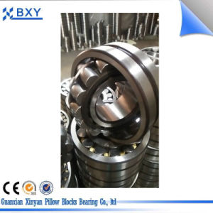Chinese Self-Aligning 22210 E C3 Spherical Roller Bearing pictures & photos